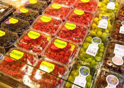 Beeren und Trauben