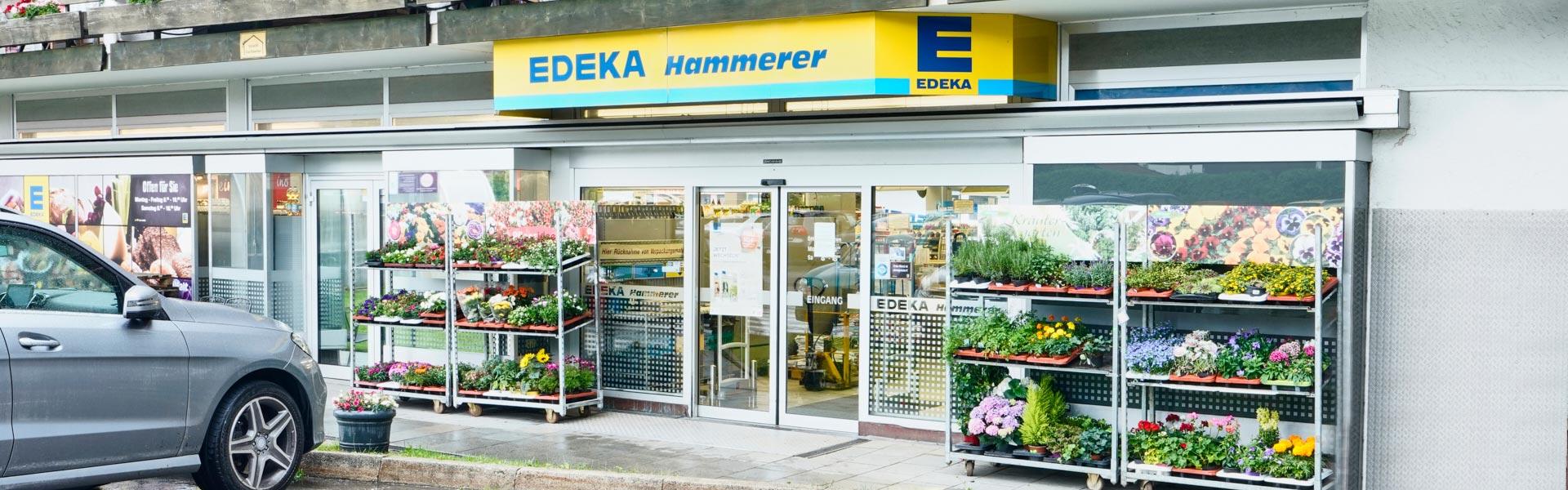 EDEKA Hammerer in Rottach-Egern