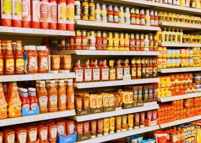 Saucen und Ketchup bei EDEKA Hammerer