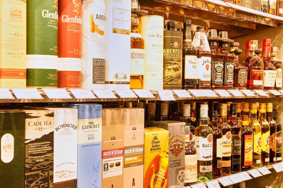 Schnaps, Gin und weiter Spirituosen bei EDEKA