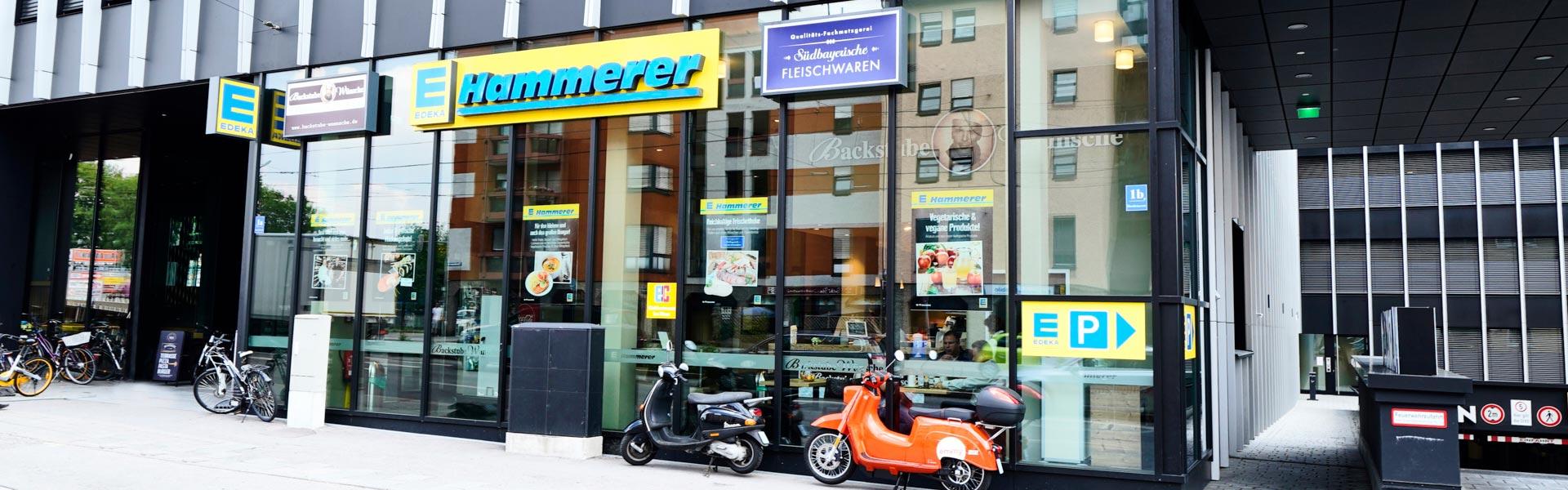 EDEKA Hammerer in München